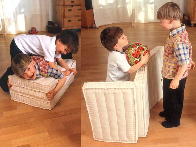 Kapok Baby Matratze Packshot