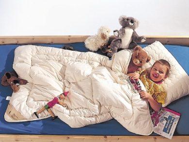 Kapok Baby Steppdecke (100 x 135 cm) Packshot
